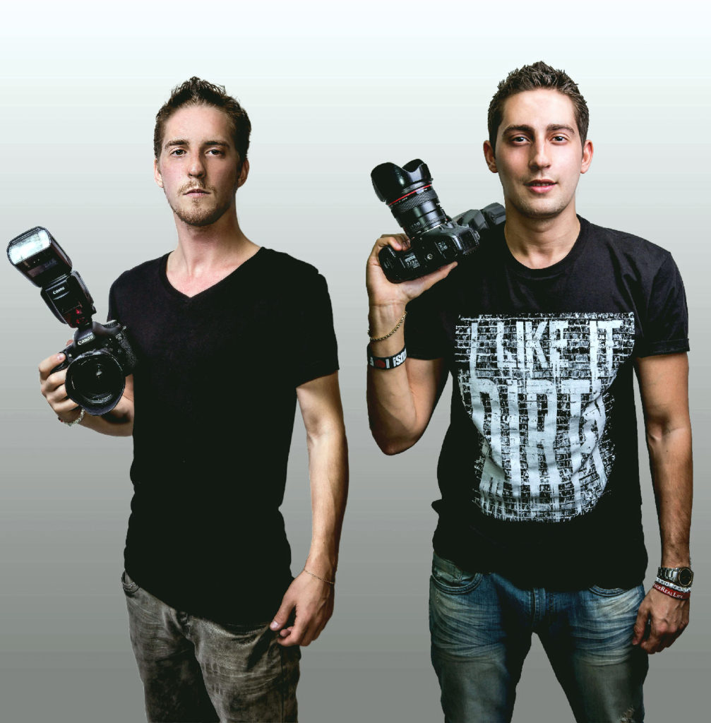 """We are brothers, Michael and Constantin Poselski. We operate a multi media production company specializing in Electronic Dance Music / nightlife and event photography and videography. We also do fashion and portrait photography."""