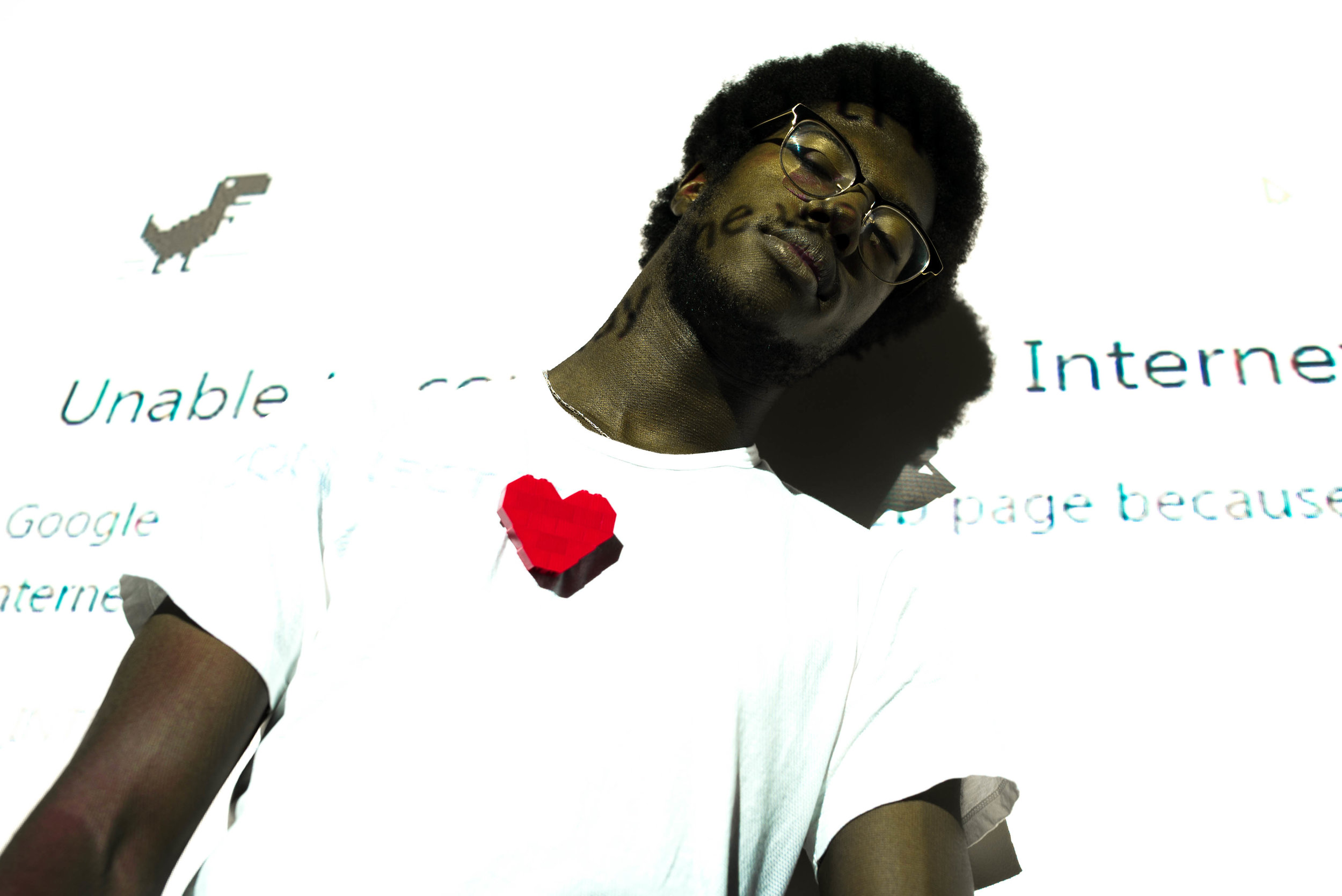 """""""I work as a rapper and music producer under the name """"brz."""" My music is rather existential in nature, and focuses on my black experience, human interactions with technology and millennialism at large."""""""