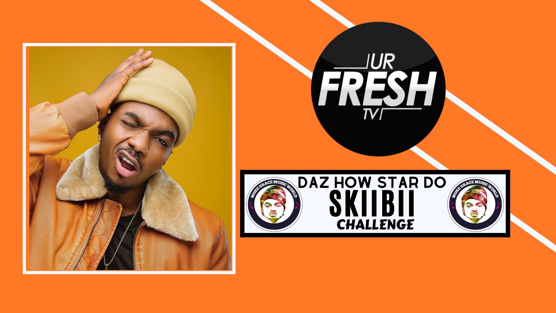 SkiiBii - Daz How Star Do - Challenge