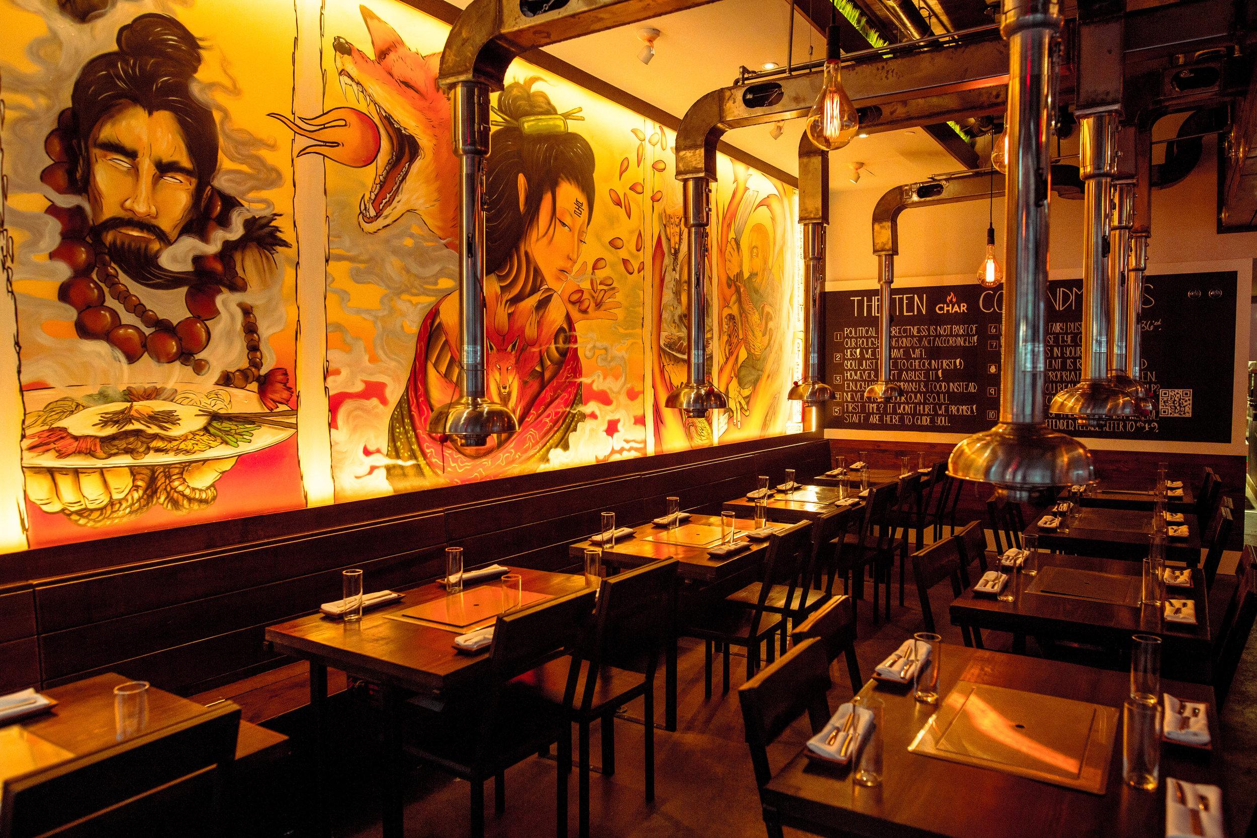 Char Korean Bar Grill