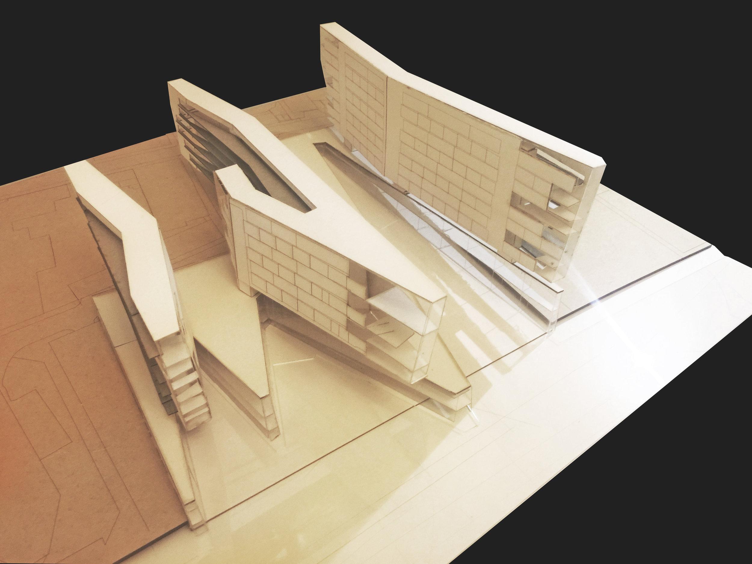 Sliced City Model