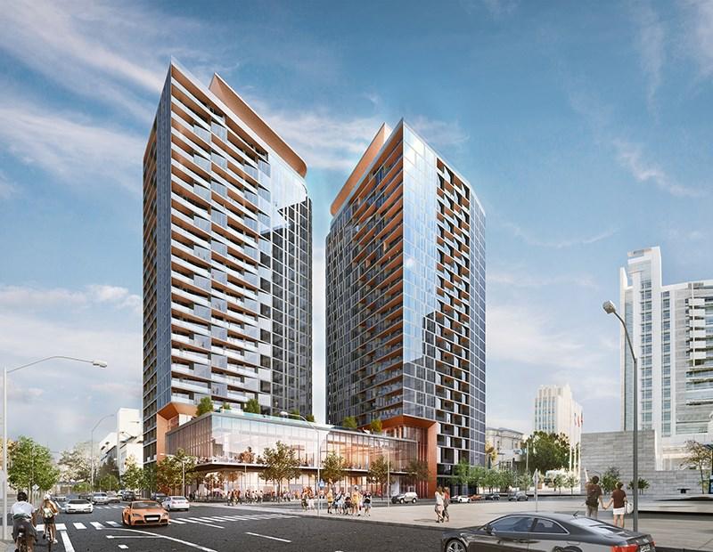 SJSC Miro Towers - San Jose, CA