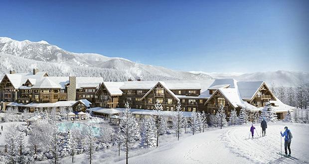 Spanish Peaks Lodge - Big Sky, MT