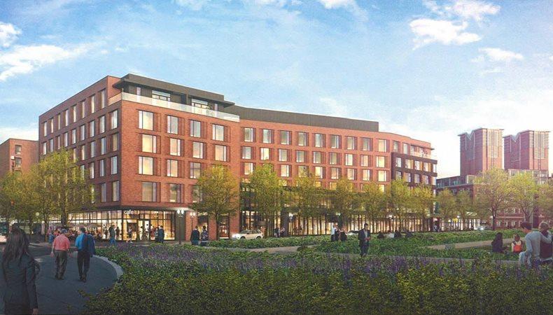 Parcel 9 Haymarket Hotel - Boston, MA
