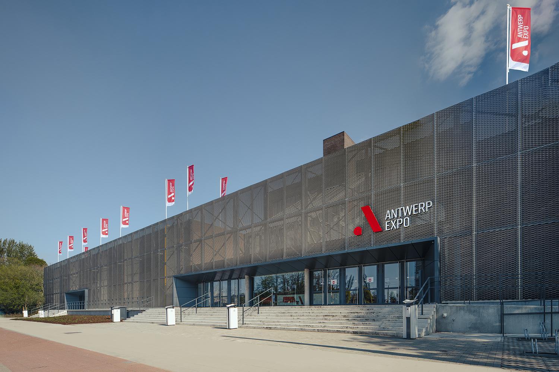 Antwerp Expo - Antwerp, Belgium