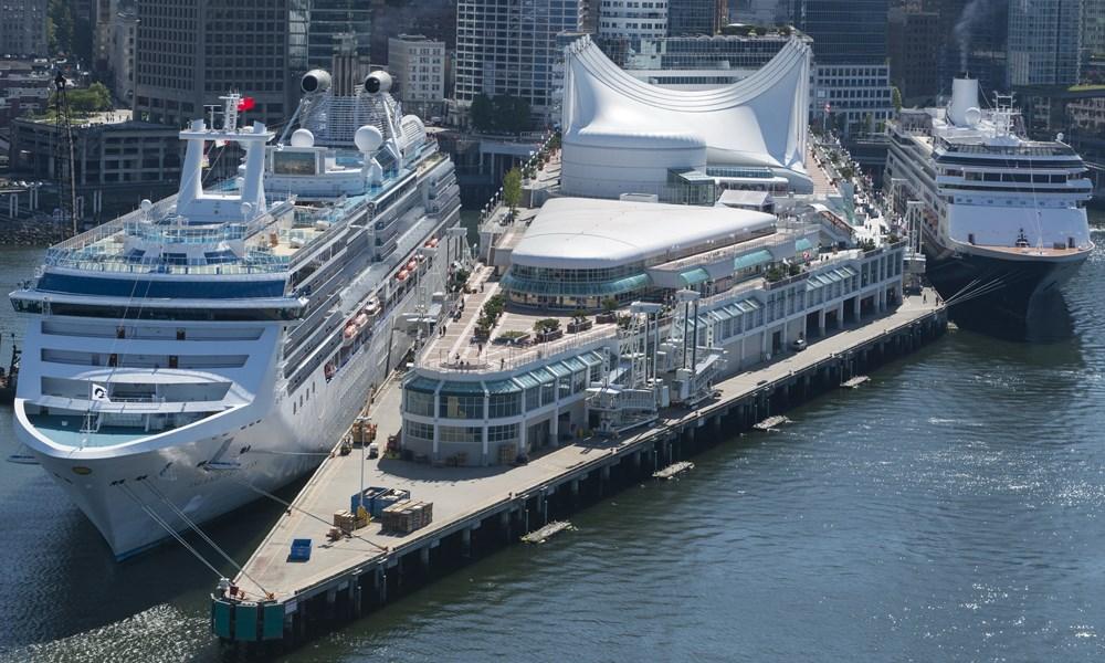 Ceres Cruise Terminal - Vancouver, BC
