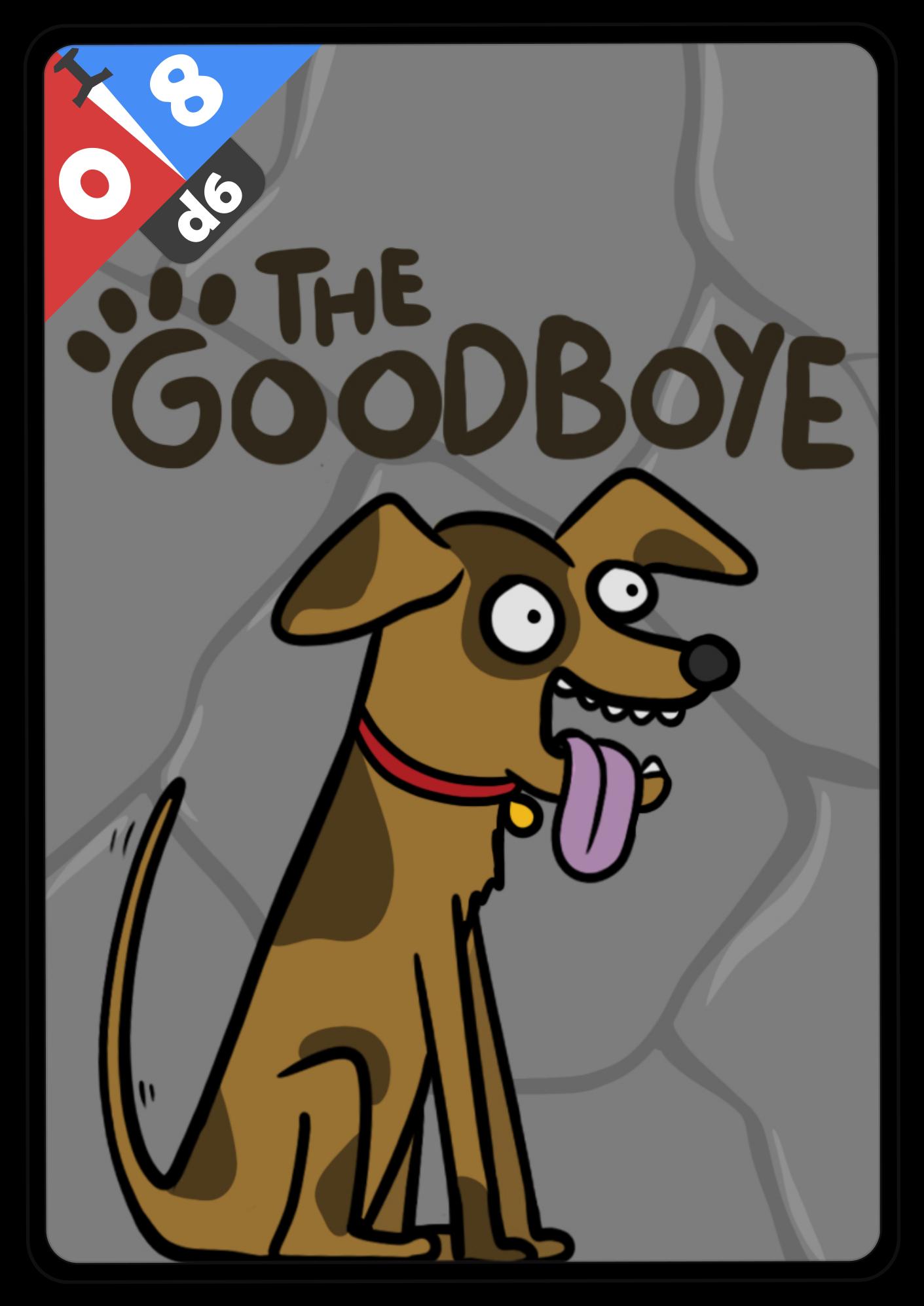 The Goodboye