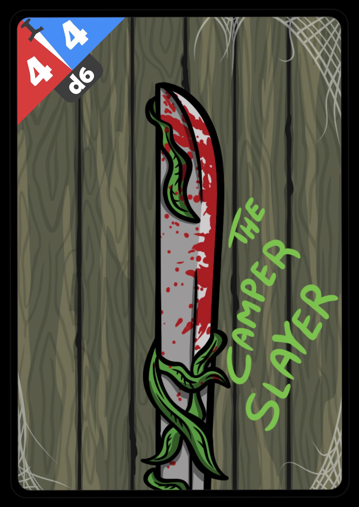 The Camper Slayer