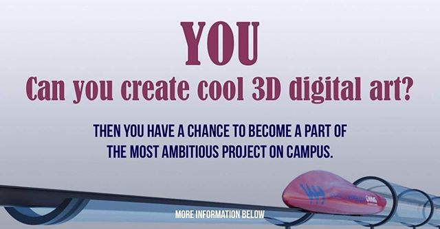 Hey, YOU!  Are you good at 3D digital art, graphic and web design?  Do you want to take part in the FIRST English Hyperloop team and embark on a thrilling journey while still at university?  If so, send your CV, attach your portfolio (creative work you have done recently) and send them over the following email: warwick.hyperloop@gmail.com  We are looking forward to having a blast of creativity and inspiration!  Be different! Join us! Accelerate with us NOW!🌟🚄