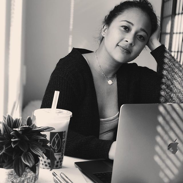 rina bloom - Rina is a Filipina-American user experience designer by day, and growing poet by night who delves into poetry about self-empowerment and journey of healing. She's been a Lupus warrior for over 10 years, and is passionate about advocating for people who have chronic illnesses. Her upcoming book will go into her experience fighting Lupus, and shedding light on life with severe chronic illness. Her hope is to raise awareness around chronic illnesses, and to also provide comfort to anyone who feels like their body is broken or has betrayed them.