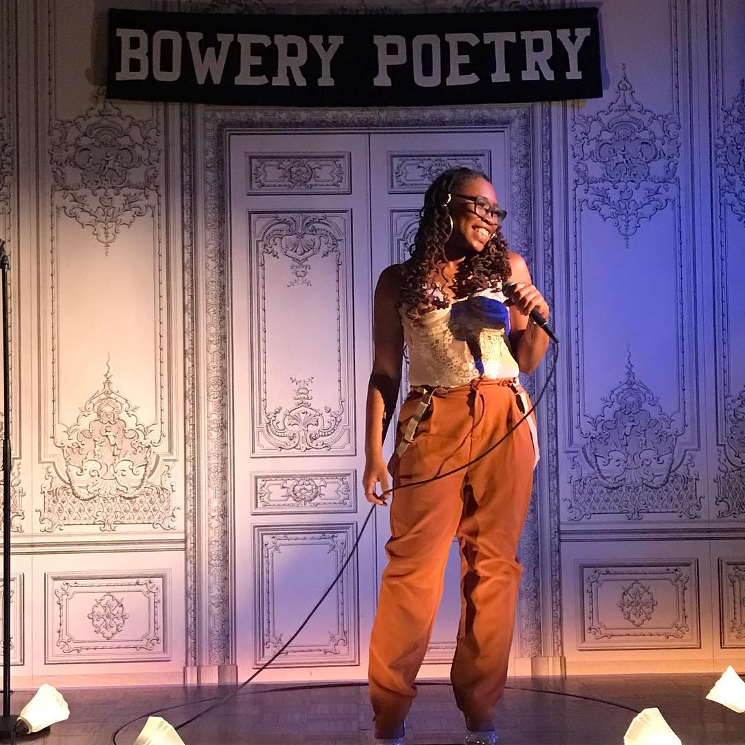 nia mora - Nia Mora is an enlightening and empowering poet from Harlem, New York. Nia has developed a love of poetry over the years and credits wonderful high school and middle school teachers with helping her to hone her unique poetic style. With two master's degrees and experience as a high school English teacher she has been able to further develop her craft as an author. Her debut poetry collection