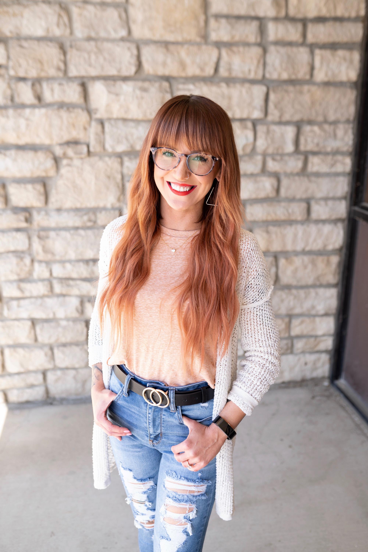Chelsea Teasley-Owner/Stylist