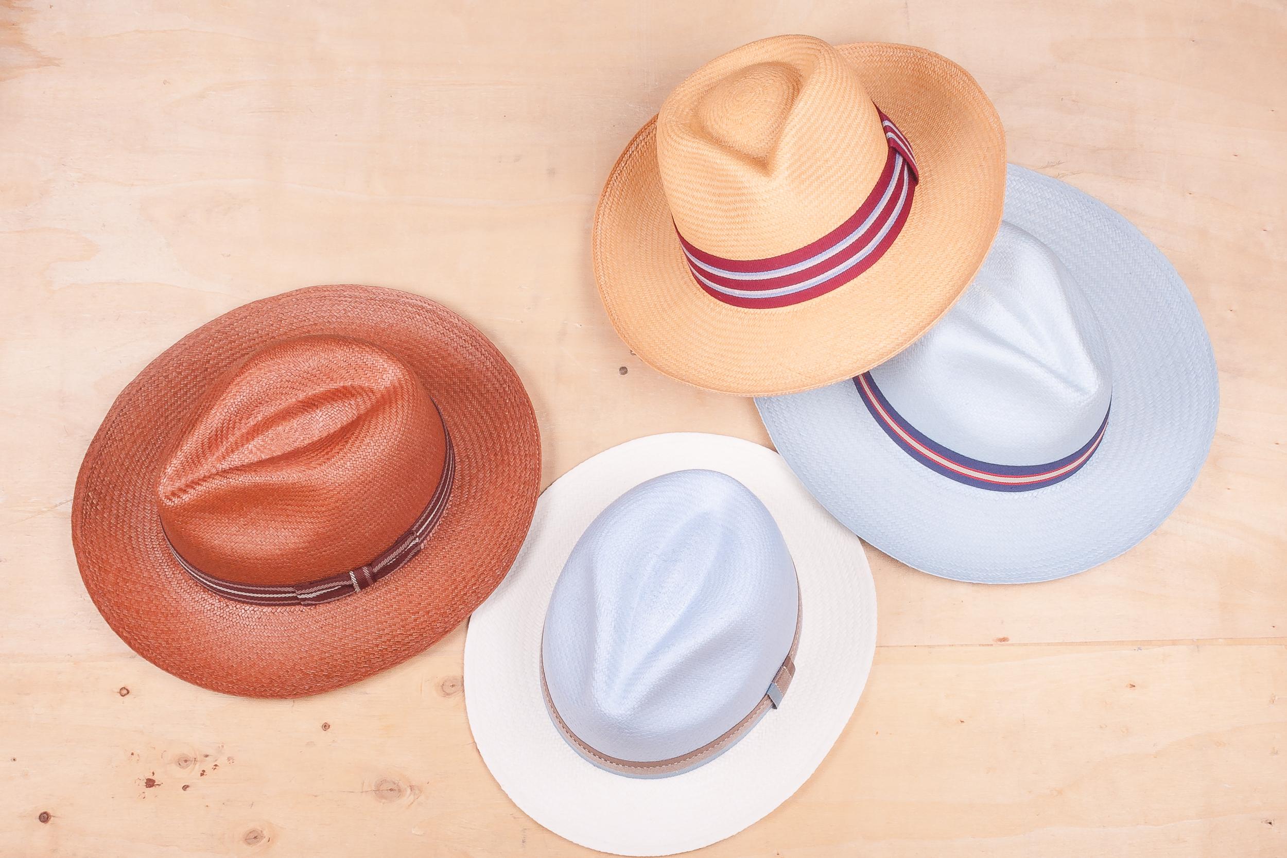 Panama hat wholesale producer
