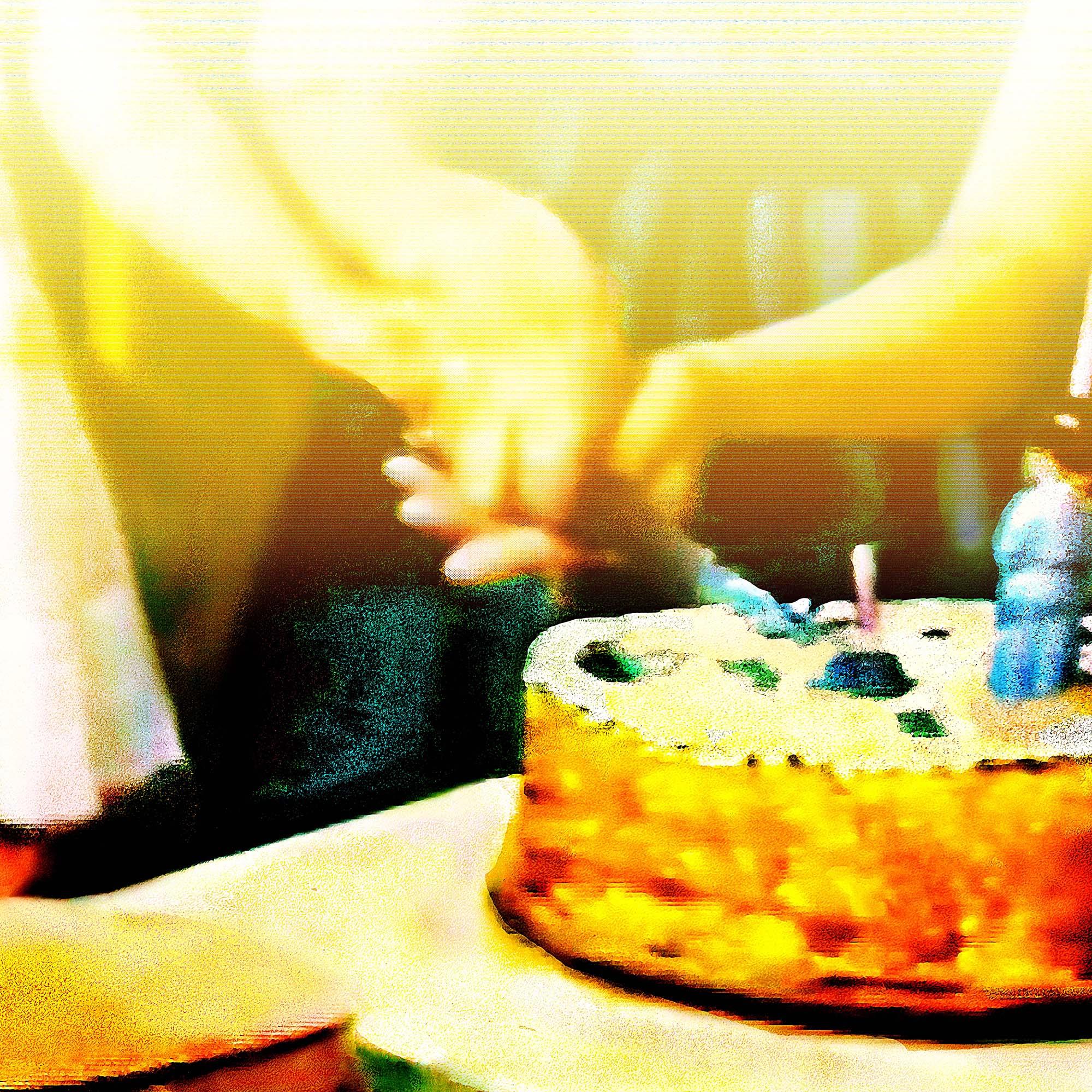Cut Cake #1
