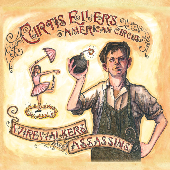 Wirewalkers & Assassins (CD) $10 + shipping - 10 song album on hi-fidelity CD
