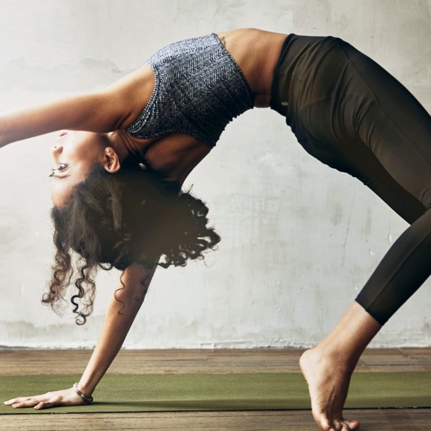 Yoga Stretch - Learn More →