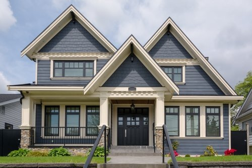 Exterior Paint Color Trends For Your Home M Carlson Painting