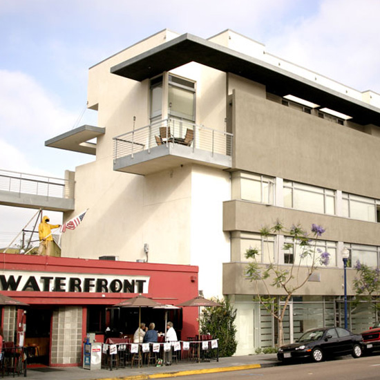 The Waterfront -