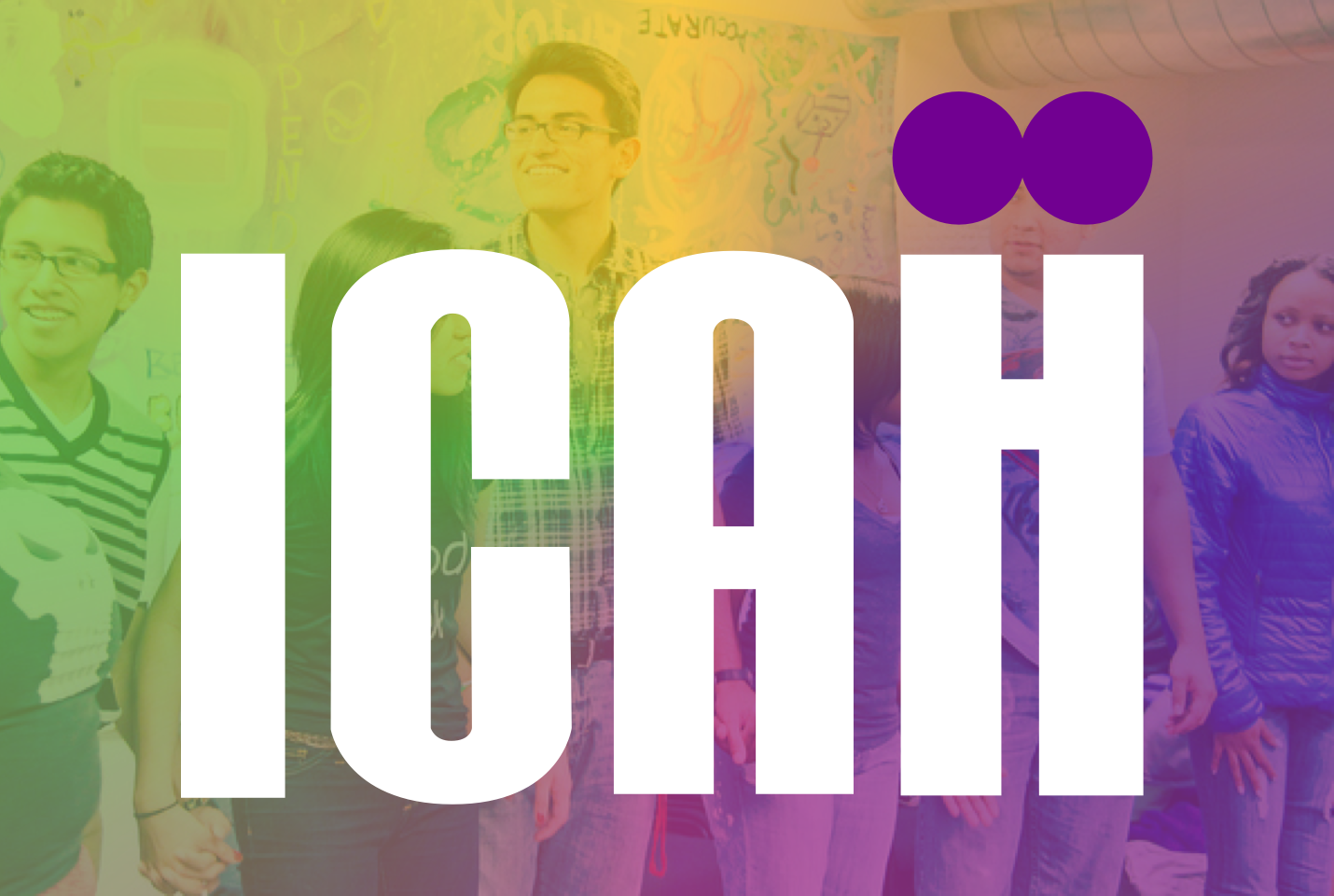 For ICAH's 40th anniversary, I directed a branding refresh, including logos, posters, and an email template.