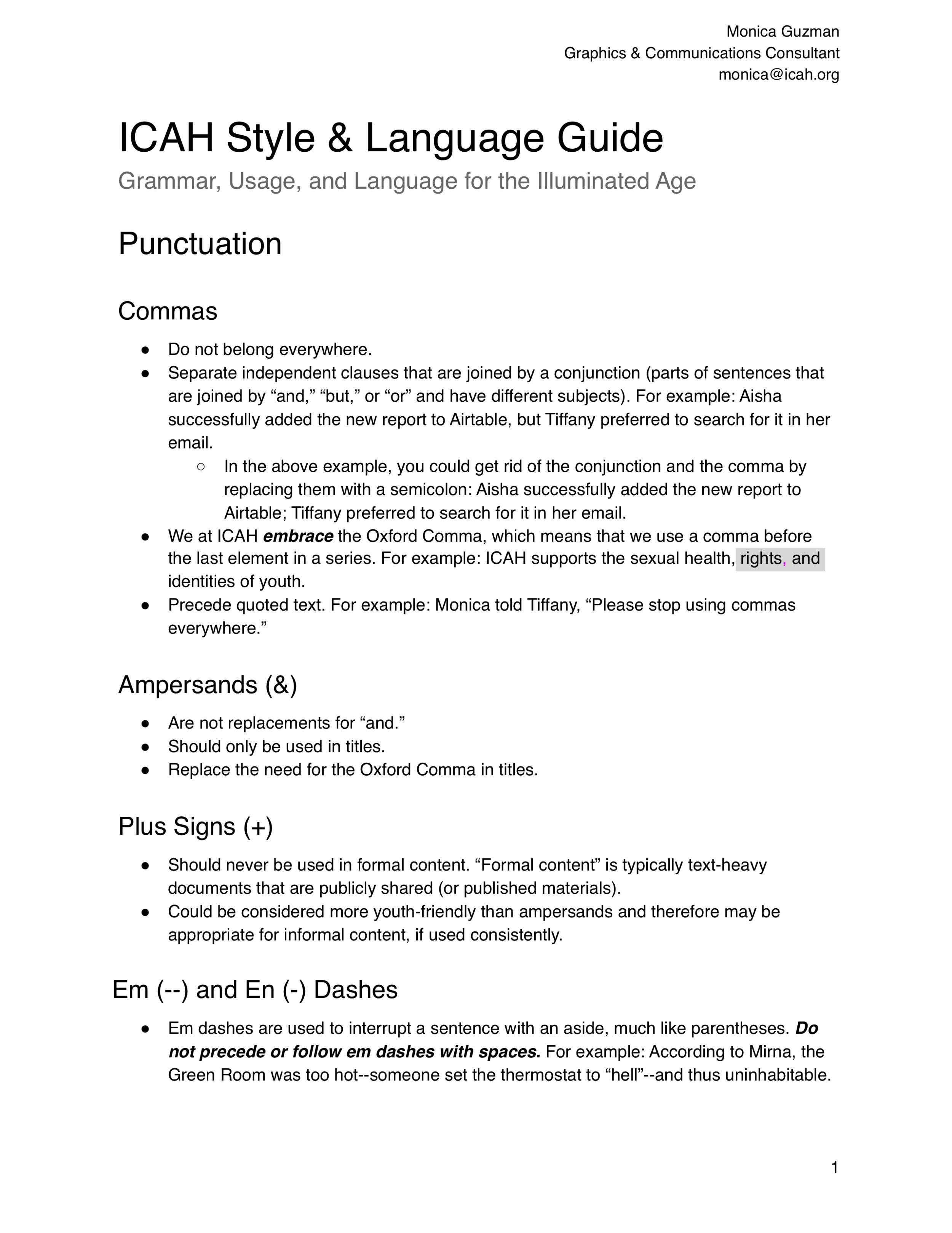 ICAH Style Guide page 1.png