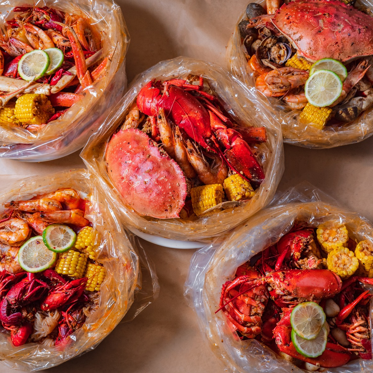 Sup Crab - Seafood Boil NYC