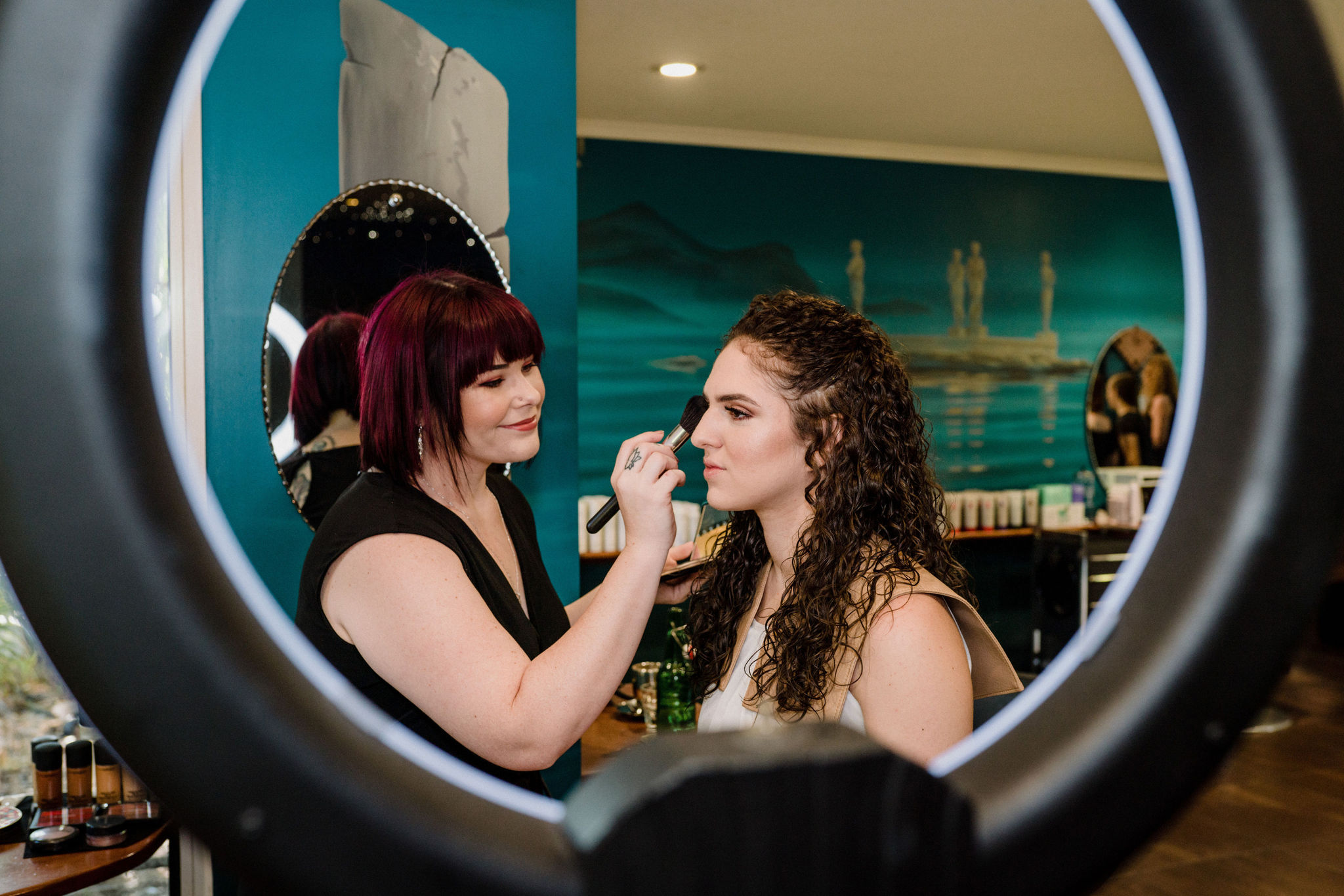 "Erin - First-year Apprentice""I have always been passionate about the hair and beauty industry, previously obtaining my Cert 3 in Beauty Therapy. My favourite thing about hairdressing is seeing the power of a great cut and colour!"""