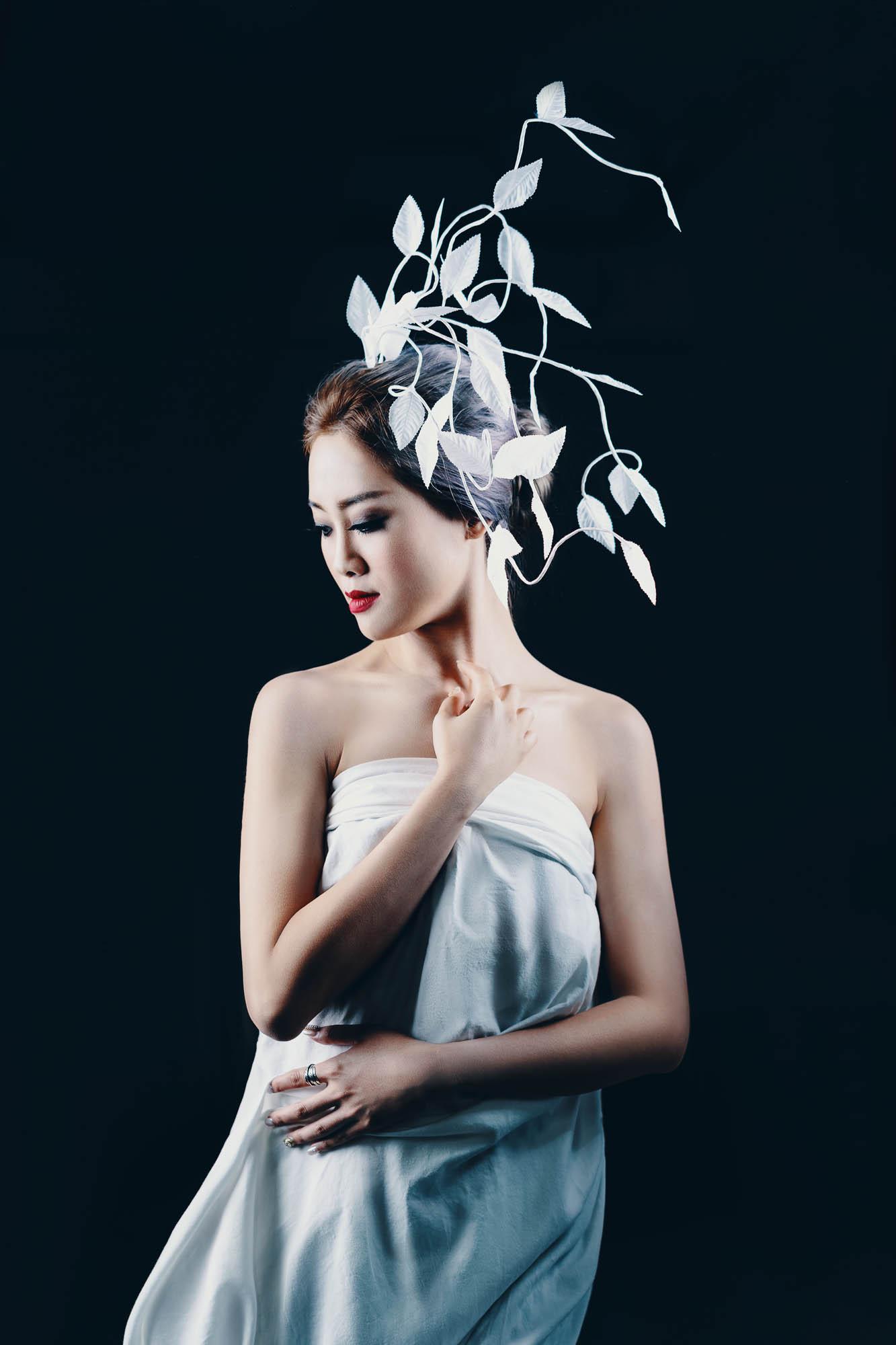 Lex & Josh Abstract Fashion Headpiece Portrait Shoot-3.jpg