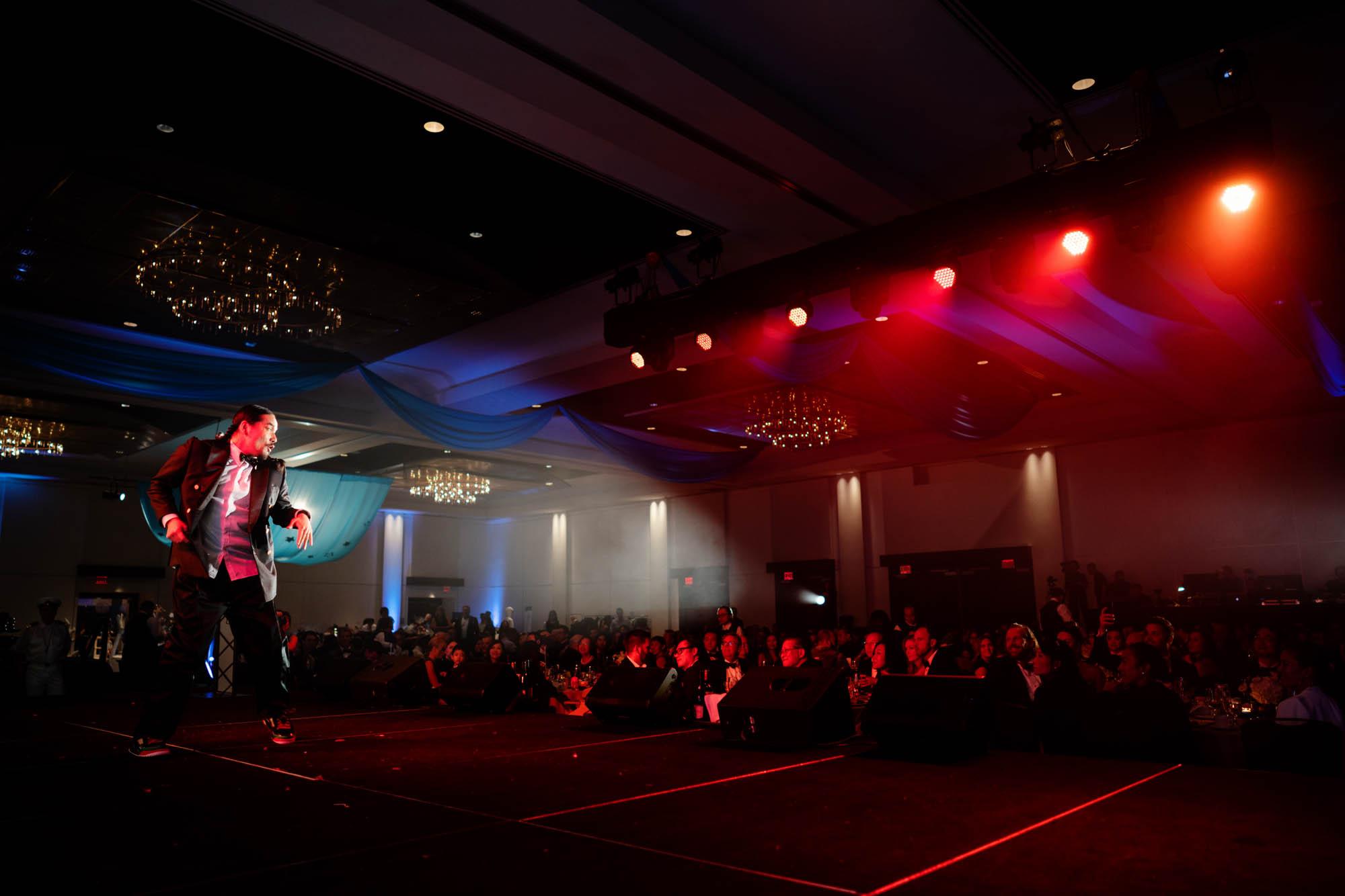 Lex & Josh CCDSBC Fundraiser Event Hyatt Regency Sahara Nights Bellydance -576.jpg