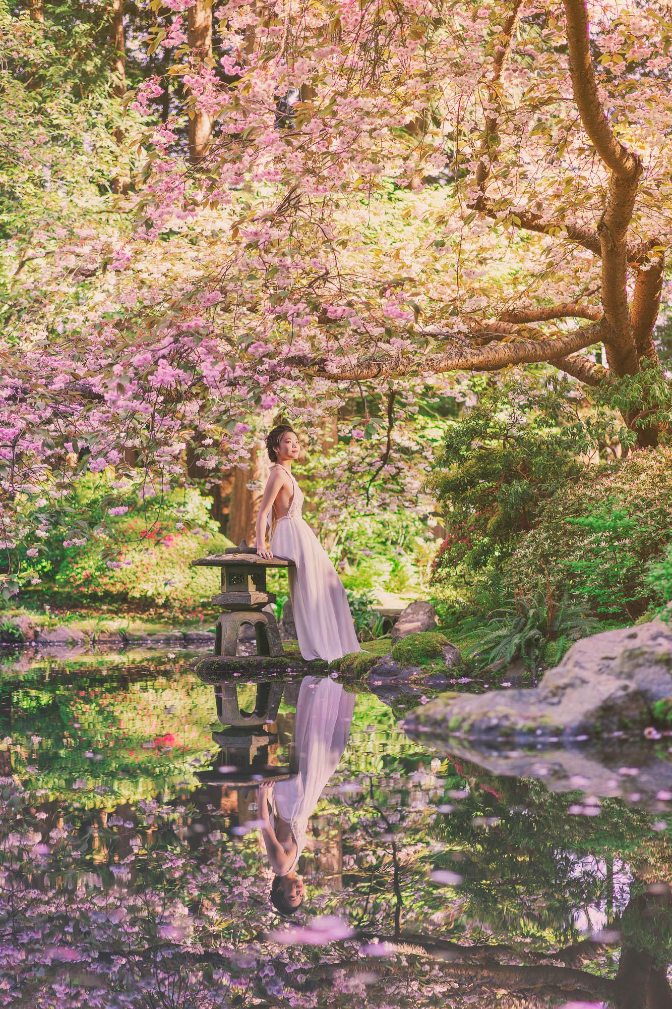 Lex & Josh Nitobe Japanese Garden Cherry Blossoms-13.jpg