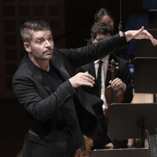 Matthias Pintscher . Conductor & Composer