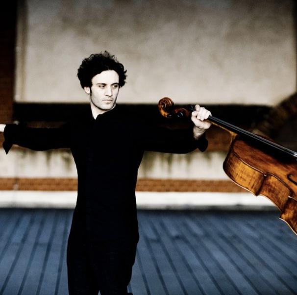 Nicolas Altstaedt . Cellist