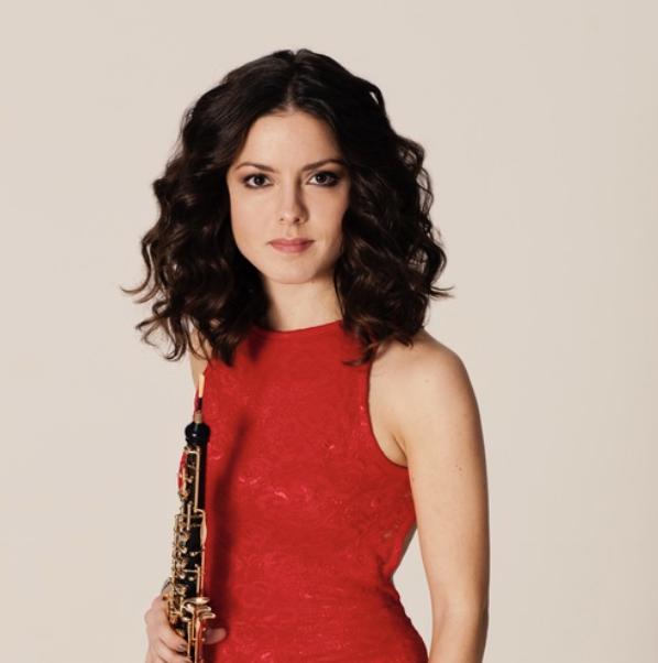 Cristina Gómez-Godoy . Oboist