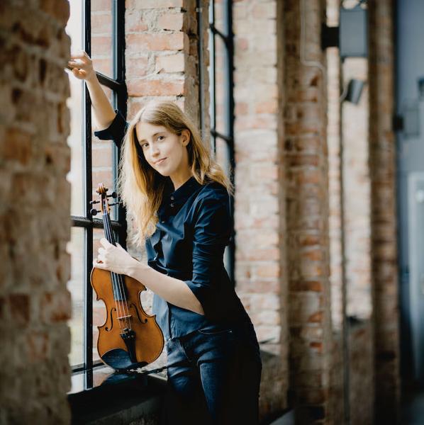 Vilde Frang . Violinist