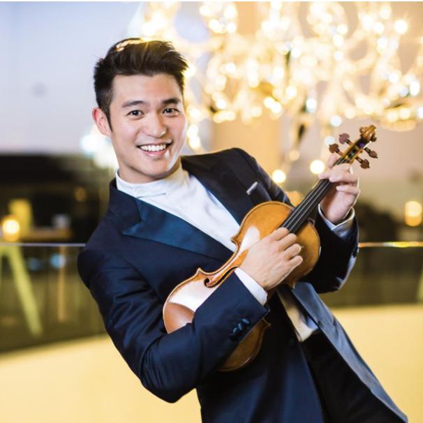 Ray Chen . Violinist
