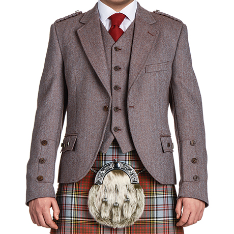 Russet Tweed