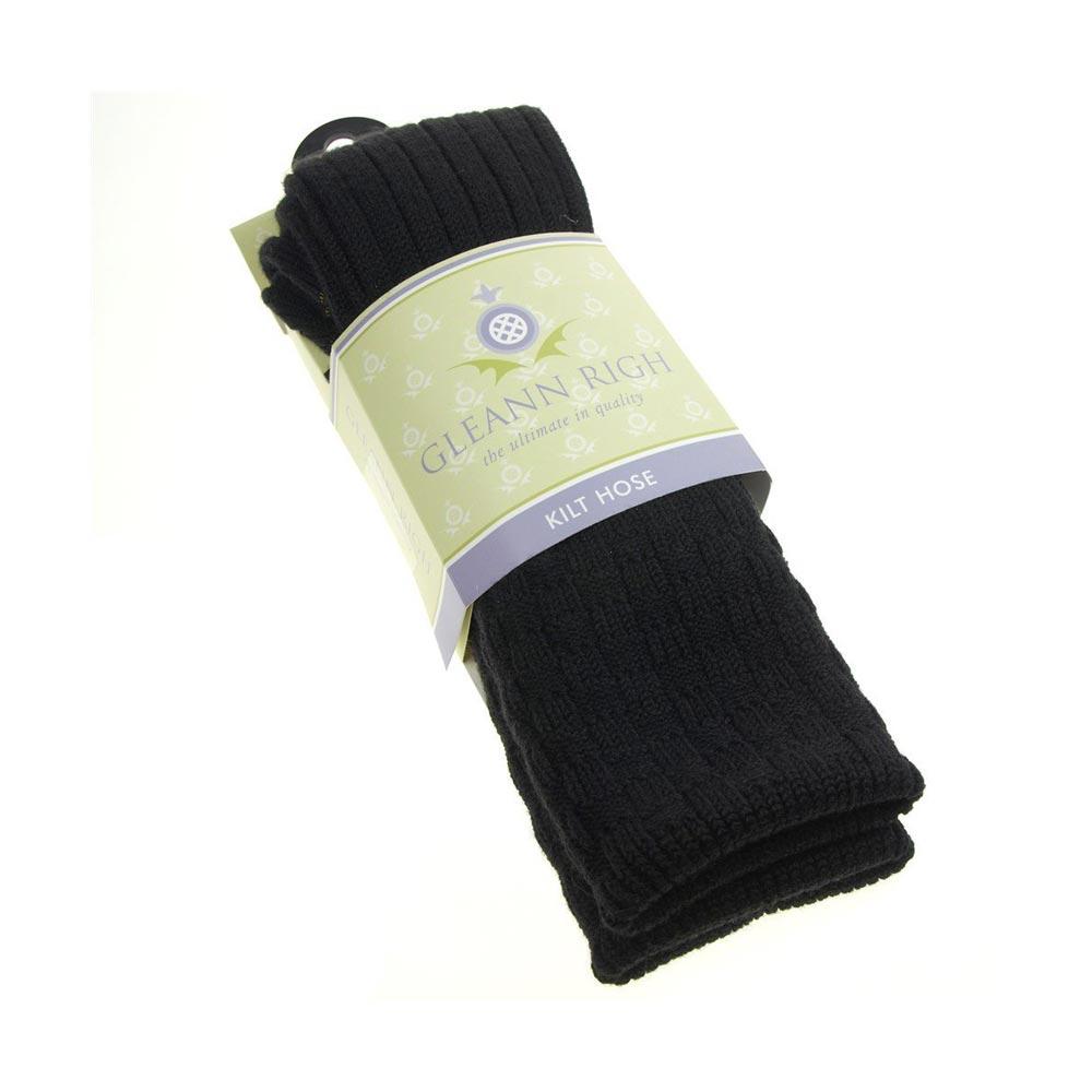 Black Glenbeg Kilt Socks.jpg
