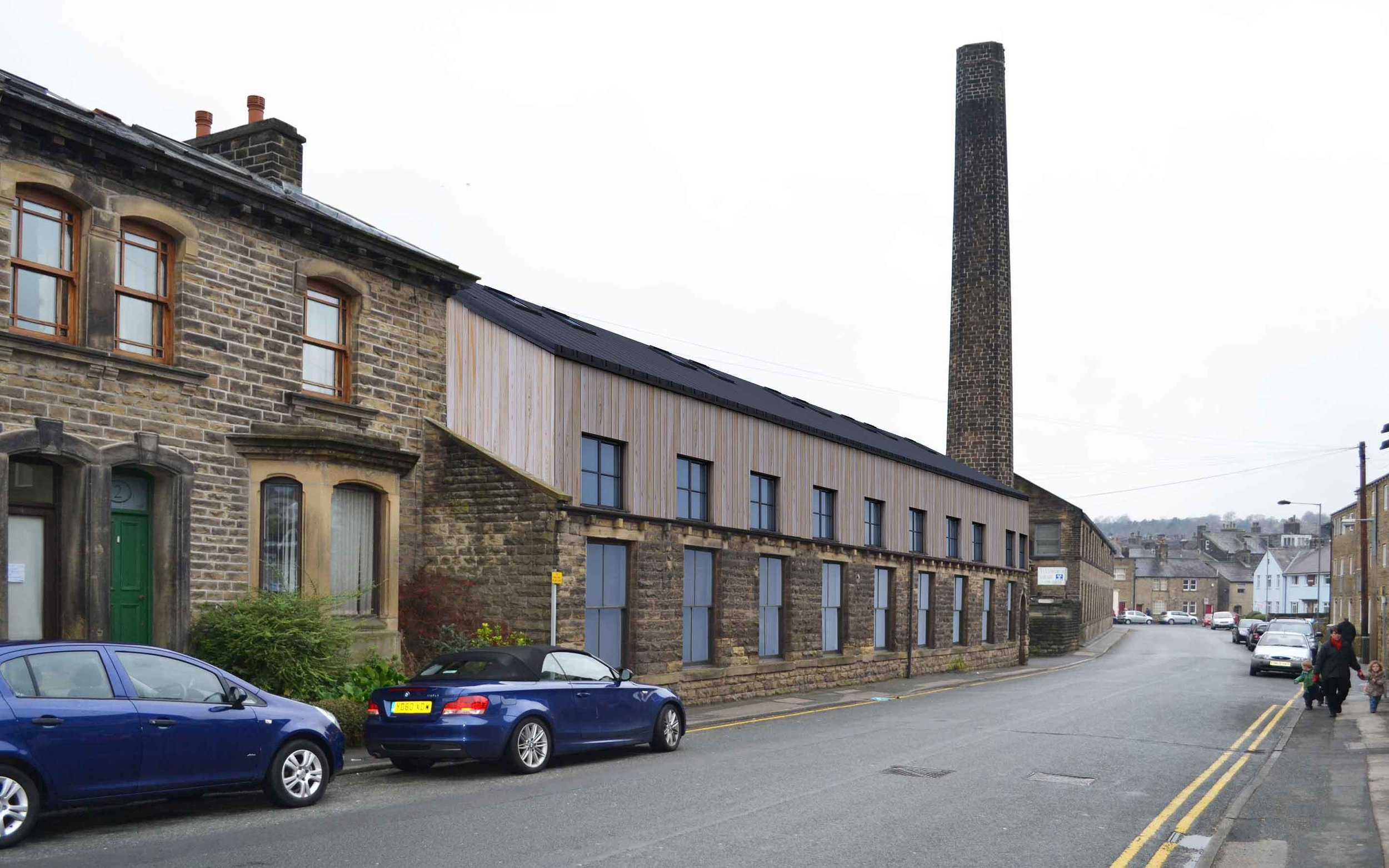 Waterloo Mills