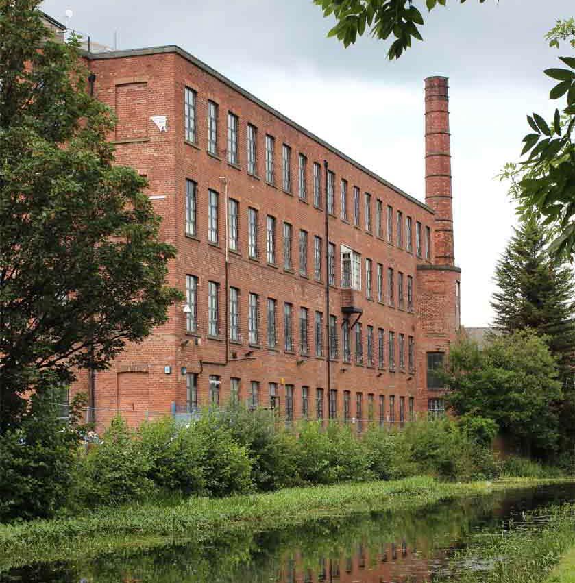 Castleton Mills