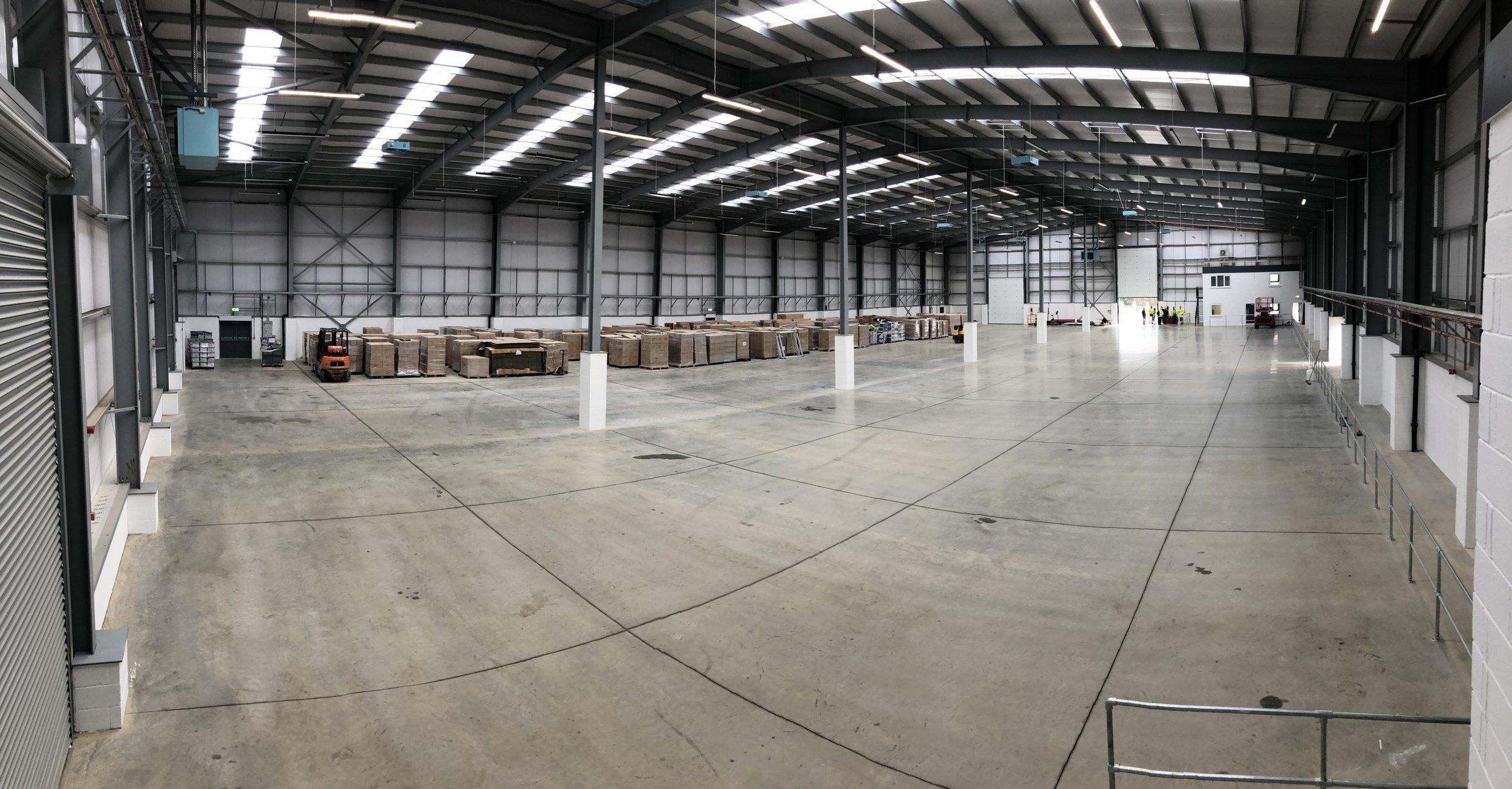 new factory dewsbury