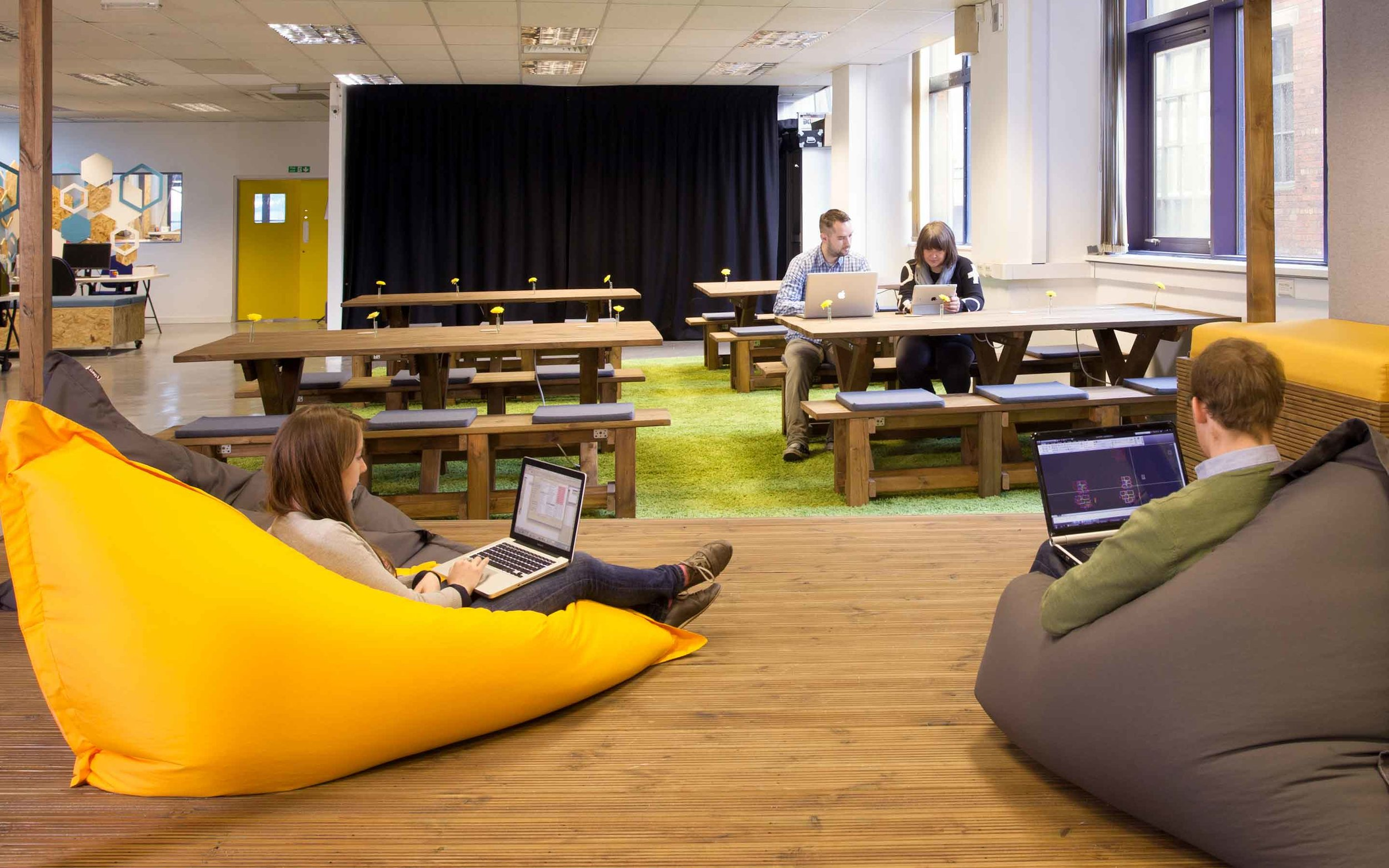 leeds co-working office