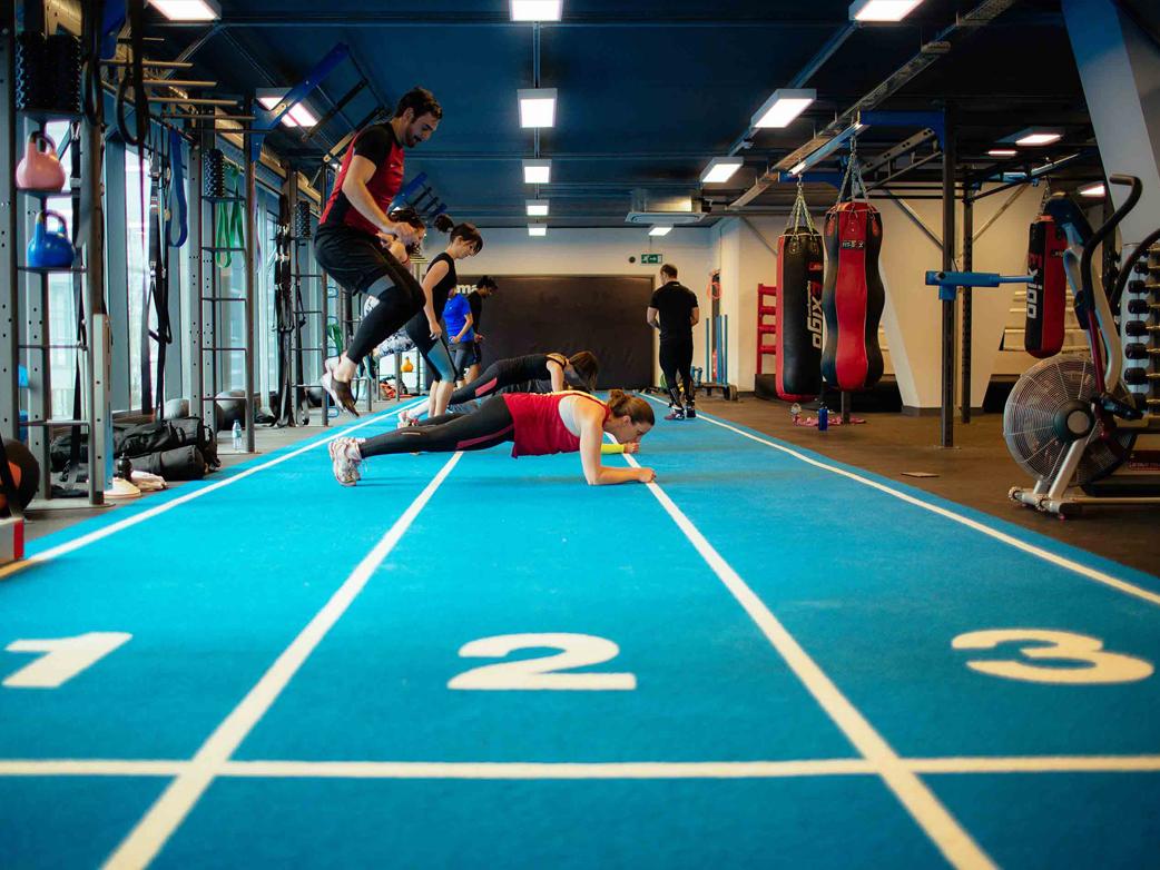 - primal gym