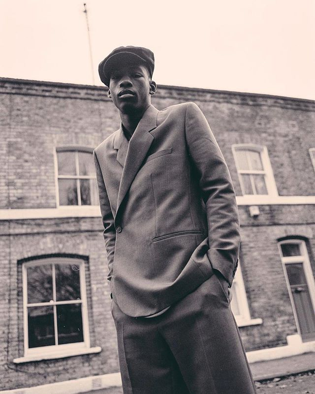 An ode to the Windrush Generation.  Shaden wearing #Dior suit by #KimJones.  By @dannykasirye