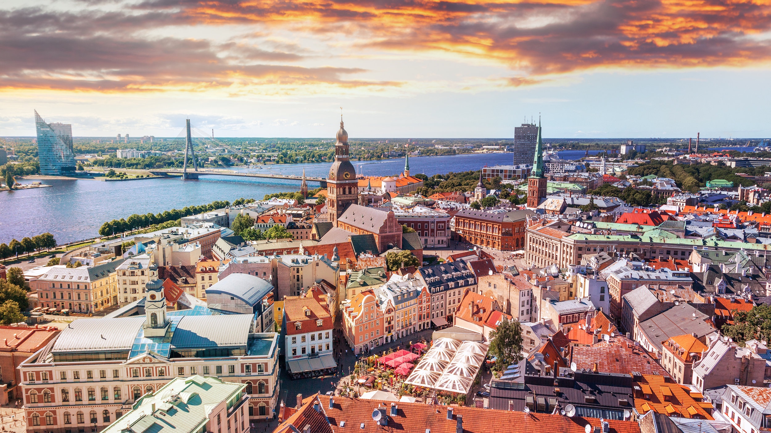 Company formation in Latvia with e-signature card - Company formation in Latvia with e-signature card. Including first year registered address in Riga, state fee for company incorporation, incorporation documents and IBAN opening.