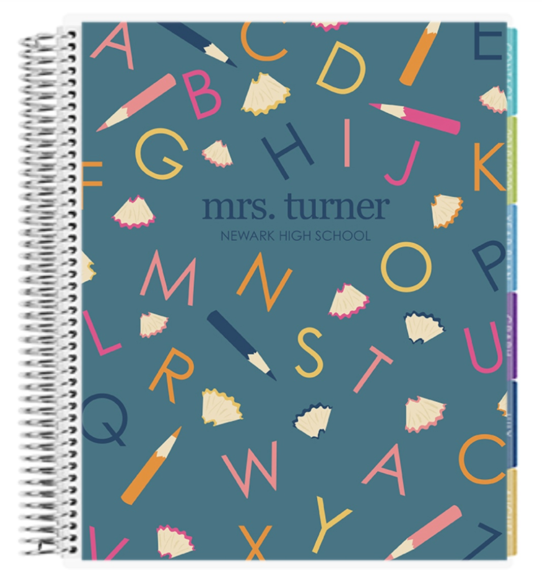 Erin Condren Teacher Planner