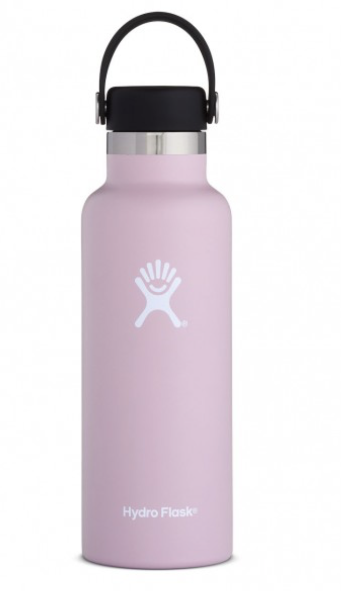 18oz. Standard Mouth Insulated Water Bottle | HydroFlask