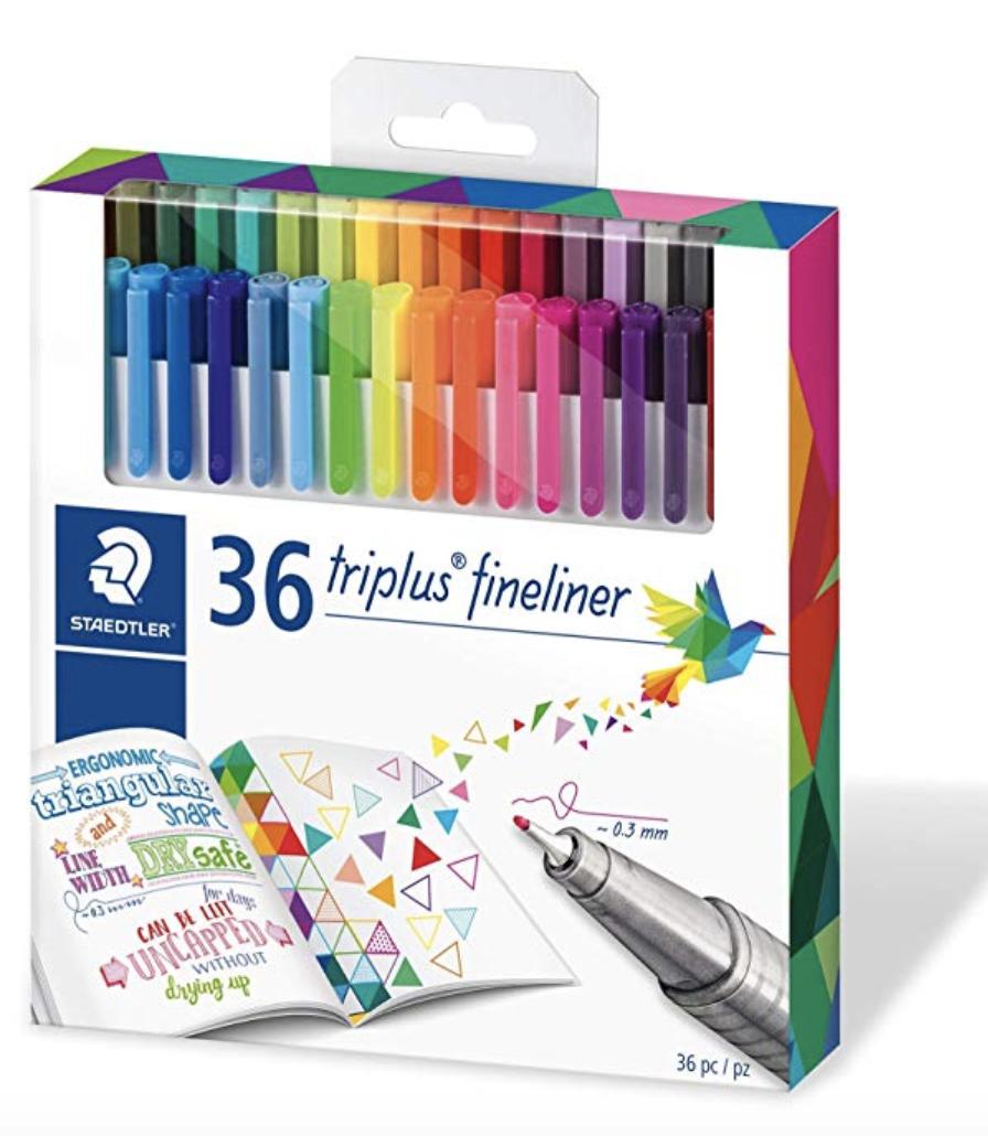 Straedtler Color Pen Set