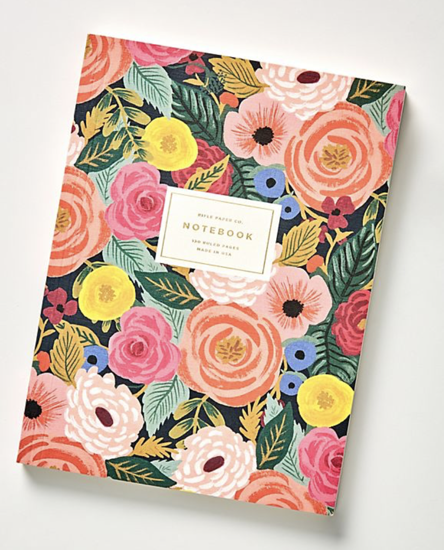 Rifle Paper Co. Rose Journal
