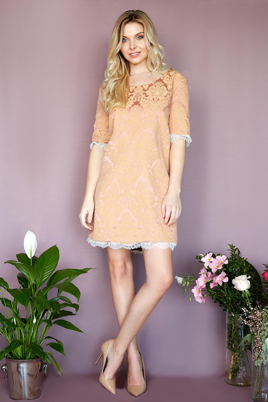ROMA Dress Pink