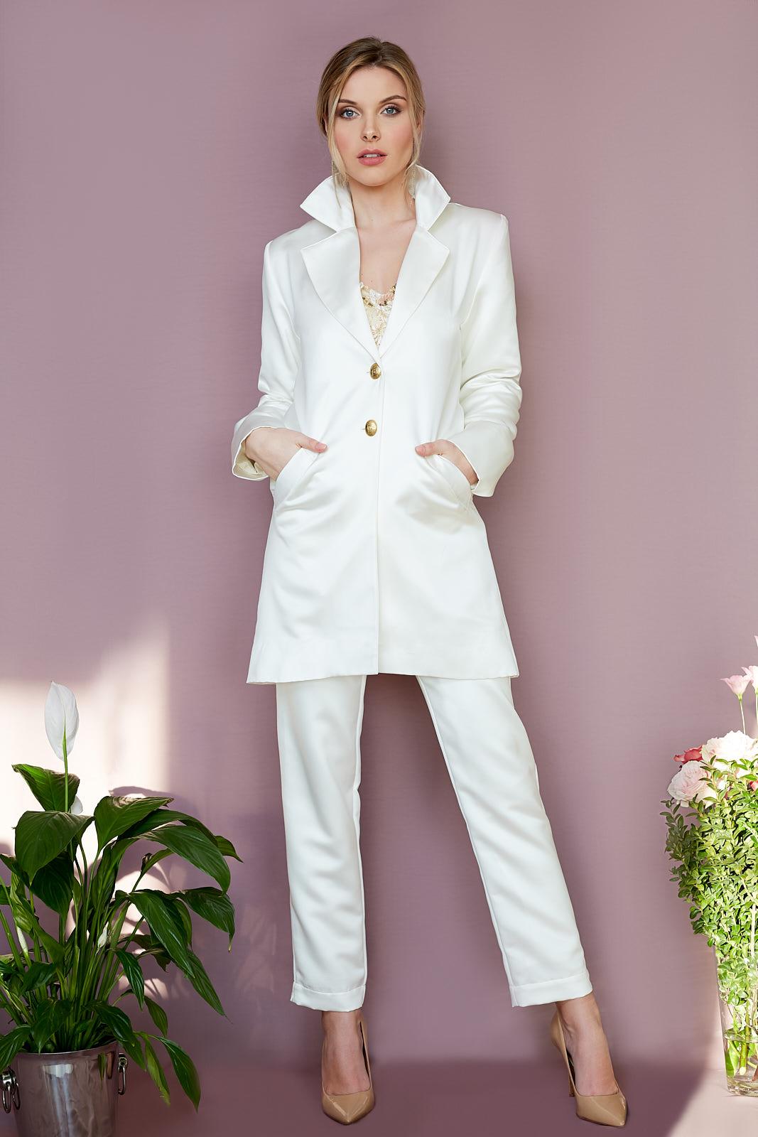 Tux Coat & Pegged Trouser