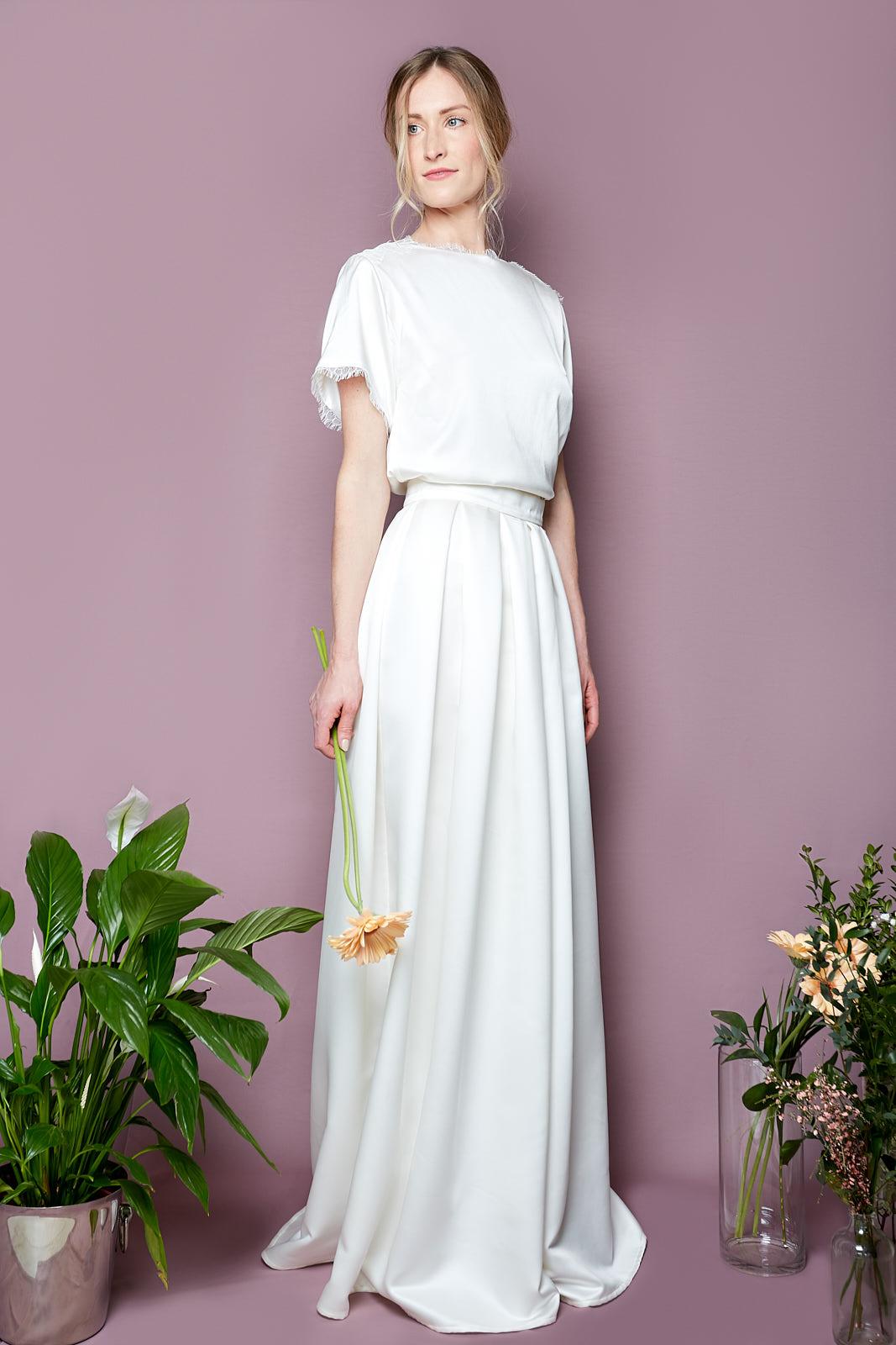 Chantilly Tee & Princess Skirt